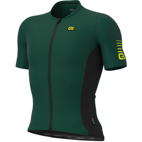 Alé Cycling R-EV1 Race SS Jersey Men dark green